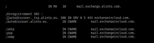 Redireccionamiento DNS